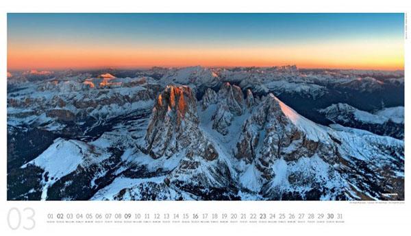 Dolomiten Kalender 2014 2