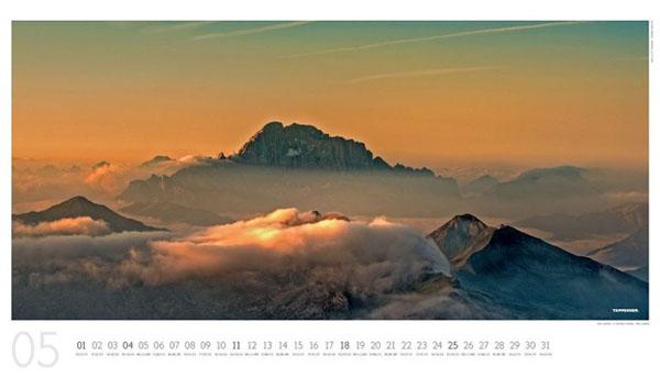 Dolomiten Kalender 2014 3