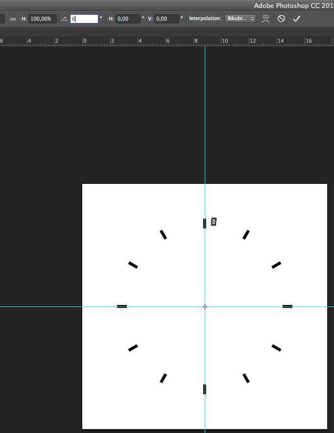 photoshop tutorial kopieren und versetzt einf gen am beispiel einer uhr. Black Bedroom Furniture Sets. Home Design Ideas