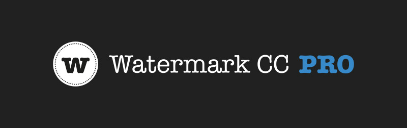 how to add watermark in photoshop cc