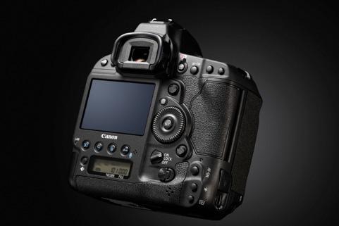 Die Kamera ist groß und robust