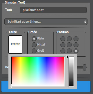 Sharpen4WebCC_Modul1_Signatur_Text_Farbe