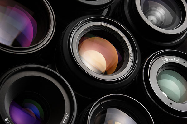 Liste parfokaler Zoom-Objektive