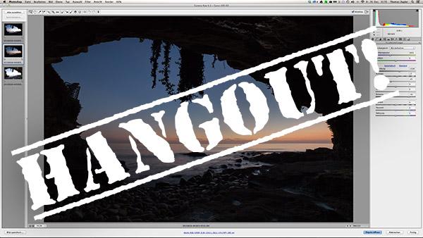 [Hangout] Wie du mit Photoshop deine Landschaftsfotos optimierst