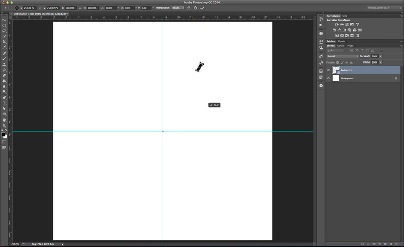 Photoshop_kopieren_und_versetzt_einfuegen_uhr4