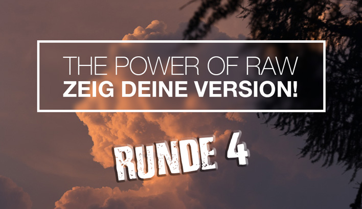 The Power of RAW – Runde vier