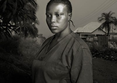 Ebola Survivors